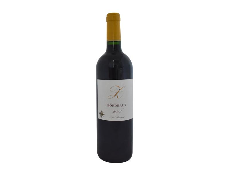 波仔干红葡萄酒(法国原瓶进口)