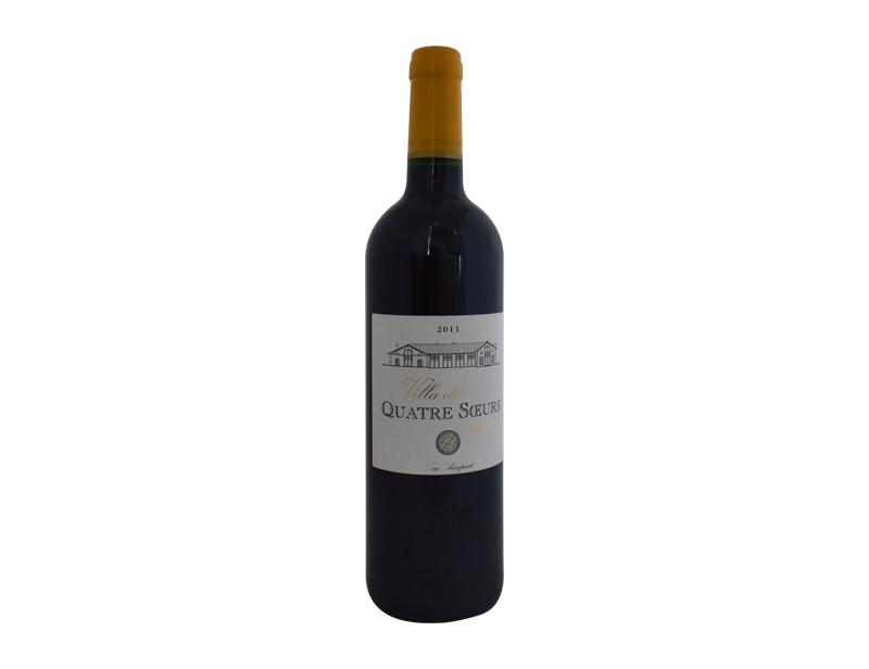 四姐妹干红葡萄酒(法国原瓶进口)