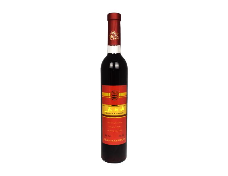五女山特制礼品原汁葡萄酒